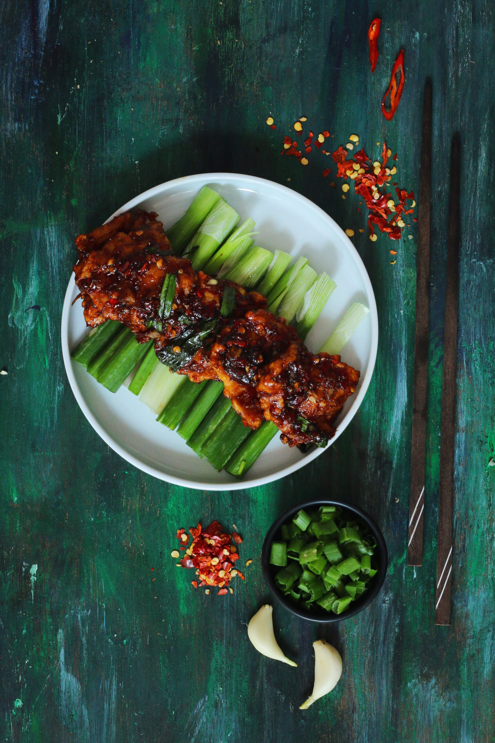 Ming Ling Spicy BBQ Fish
