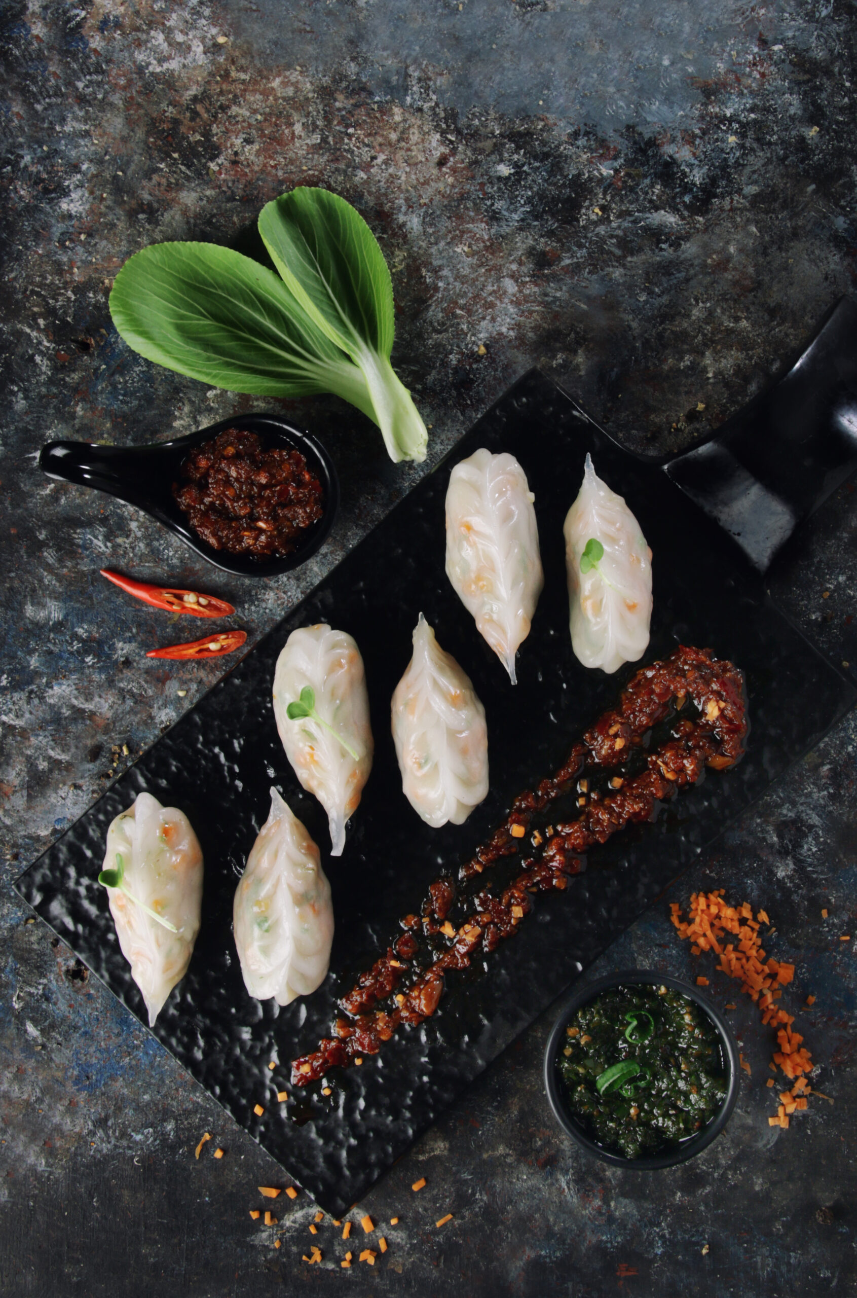 Mix Vegetable Dumpling